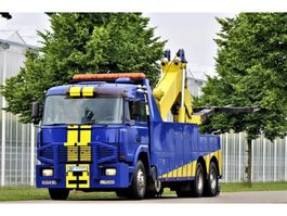 tow-recovery truck Iveco Turbo Star 190.48 - 480 PK V8 6x2 BL OMARS 40T 1993