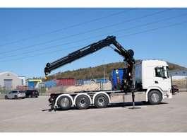 camion grue Scania G500 8x4*4 2020