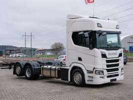 chassis cab truck Scania R500 6x2*4 chassi 4750mm 2020