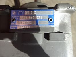 Hydraulic system truck part ZF Kipphydraulik Pumpe NH4C