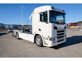 chassis cab truck Scania R580 6x2*4 4550mm 2019