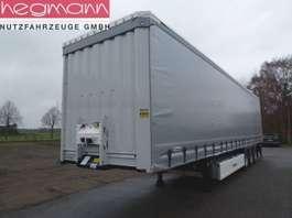 tilt car trailer Krone SDP 27 eLB4-CS, Neufahrzeug, Palettenkasten, Liftachse 2019