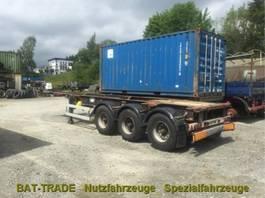 container chassis semi trailer Van Hool 93er Van Hool 30ft Container Chassis Semitrailer 3 Achs ABS 1993