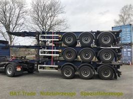 Container-Fahrgestell Auflieger Lag LAG 0-3-39 20/30ft ADR Container Chassis - 8x auf Lager !!! 2001