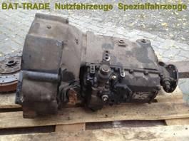 Gearbox truck part ZF LKW Schaltgetriebe ZF S5-35/2 IVECO 4x4 Bundeswehr TOP DEUTZ BF6L913 1990