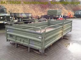 Other truck part Iveco Pritschenaufbau/ Pritsche 110-17 AW Allrad 1989