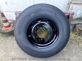 Andere LKW-Teil Iveco 110-17 AW 4x4 Allrad Einzelbereifung / special truck single wheels 8 bolt NEW 1989