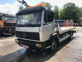 tow-recovery truck Mercedes-Benz 914 4X2 in very good working condition 1996