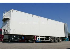 walking floor semi trailer General Trailers TF34 Walkingfloor Cargo Schubboden Aluminium 2004