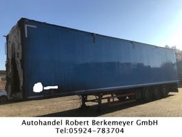 walking floor semi trailer Kempf SP 35/3 Schubboden  90 KB 2015