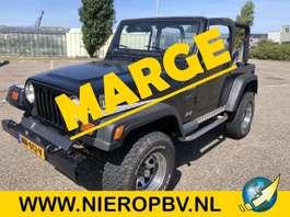 all-terrain - 4x4 passenger car Jeep JEEP WRANGLER 4x4 cabrio 1997