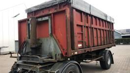 tipper trailer Kipper stalenbak en laadvloer