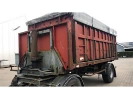 Kipper LKW-Anhänger Kipper stalenbak en laadvloer