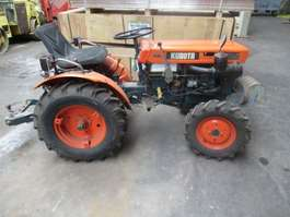 mini - compact - garden tractor Kubota B7000  4WD 1996
