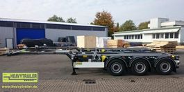 Container-Fahrgestell Auflieger Heavytrailer 3-Achs-Multi-Containerchassis COS-27