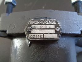Other truck part Renault KNORR-BREMSE TRAILER CONTROL VALVE