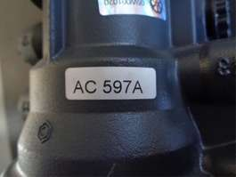 Load bearing axle truck part Scania KNORR-BREMSE TRAILER CONTROL VALVE