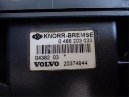 Other truck part Volvo KNORR-BREMSE EBS 1 CHANNEL MODULE