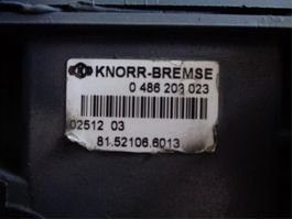 Other truck part MAN KNORR-BREMSE EBS 1 CHANNEL MODULE