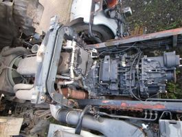 Engine truck part Iveco F2BE06891A Euro 3 2001