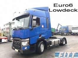 mega-volume tractorhead Renault T380 lowdeck Euro6 2014