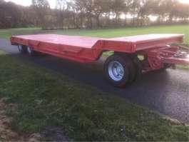 lowloader semi trailer Nooteboom asd-28 1990