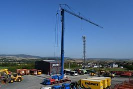 crane truck Liebherr Spiering SK599-TA5 / Keine MK 80 / MK100 2005