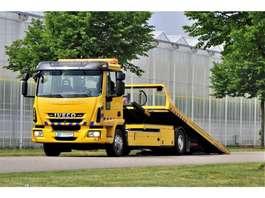 camião reboque de recuperação Iveco EuroCargo ML120EL22/P Tischer 2010