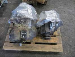 Load bearing axle truck part Volvo RTS2370A - 2.83 / DSS35A - 2.83 2007