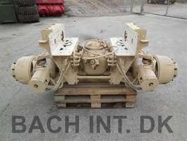 Load bearing axle truck part DIV OSHKOSH, center axle