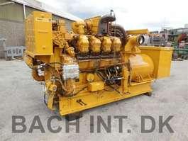 standard power unit Caterpillar Biogas generator