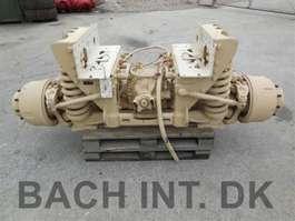 Load bearing axle truck part DIV OSHKOSH, rear axle