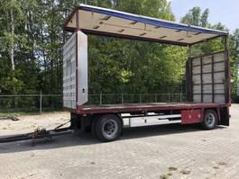 livestock trailer CUPPERS Pluimvee 2002