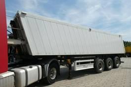 tipper semi trailer Fliegl Kippauflieger DHKA 350 Kippauflieger 35 m³