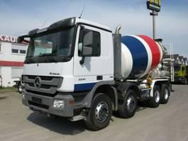 concrete batching plant Mercedes Benz Actros 3241 B 8x4  Betonmischer Liebherr nur 134