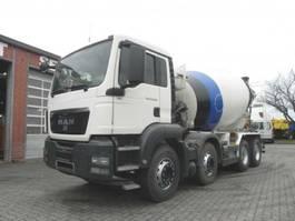 concrete batching plant MAN TG-S 35.360 8x4 BB Betonmischer Liebherr