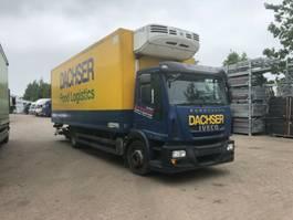 refrigerated truck Iveco EuroCargo L120E22/P