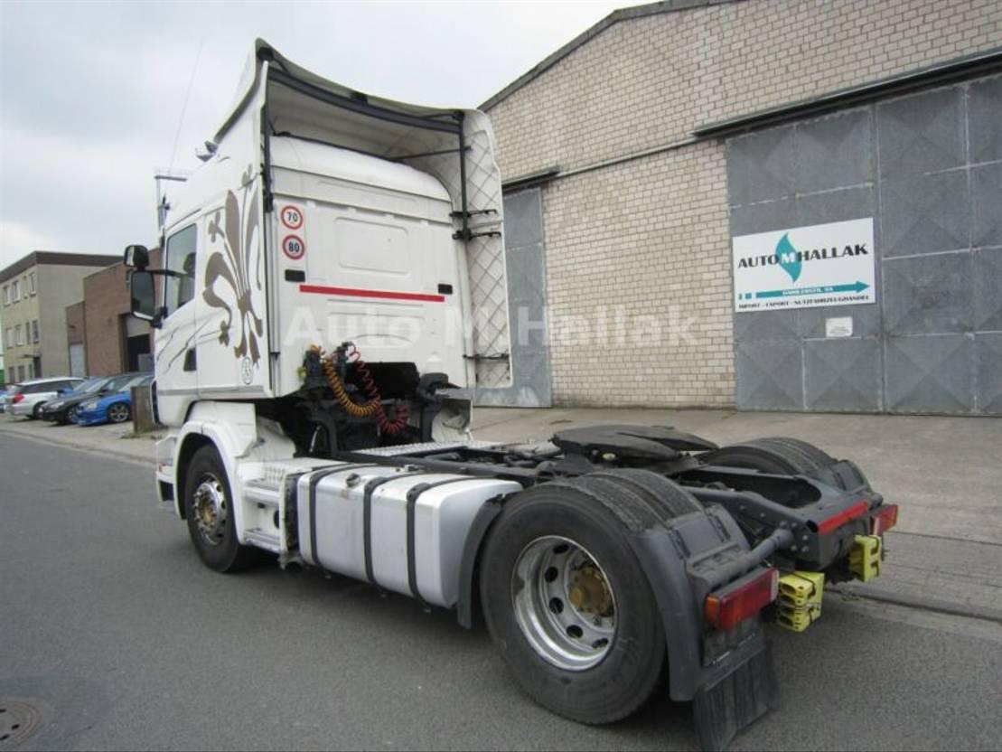 Standard SZM Scania R 480 Highline / Retarder / Euro 5 / Hydraulik