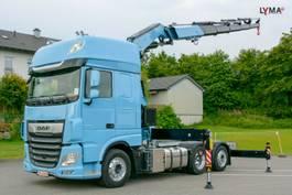 crane truck DAF XF530 -  FASSI F545 RA2.25 - SZM - Referenz FZG! 2020