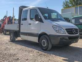 vcl inclinable Mercedes Benz Sprinter CDI 315 Doppelkabine 2009