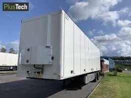 refrigerated semi trailer Ekeri Citytralle 2012