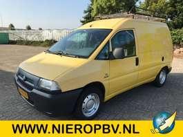 closed lcv Fiat scudo 2.0JTD 2001