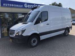 refrigerated van Mercedes Benz Sprinter 319 3.0 V6 cdi  , Koelwagen  , Vries , Carrier koeling ,  L2H2 2018