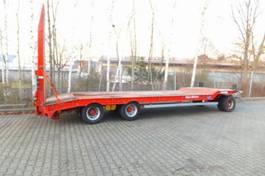 lowloader semi trailer Müller-Mitteltal T 3  3 Achs Tieflader- Anhänger 2010