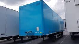Kühlauflieger Ekeri Ekeri dry goods box 2014
