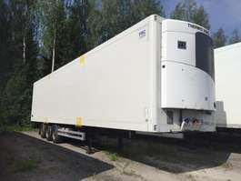 refrigerated semi trailer Ekeri FRC Classed 2014