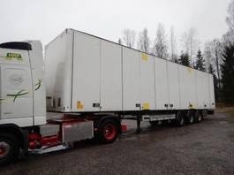 Schiebeplanen-LKW Ekeri Ekeri curtain roof semi-trailer 2013