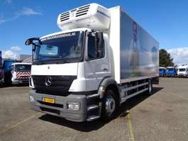 refrigerated truck Mercedes Benz AXOR 1824 + COOLING + EURO 5 + NL TRUCK 2011