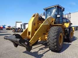 wheel loader Caterpillar EPA 962 K + EPA ENGINE!! WHEELLOADER 2014