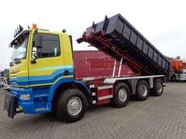 camion à benne basculante Ginaf X 4243 TS + Manual + PTO + Kipper 2006